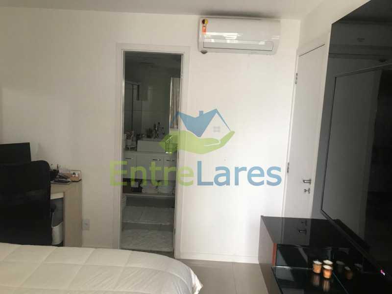 b4 - Apartamento no Recreio 3 quartos sendo 2 suítes, terceiro quarto revertido para closet, cozinha planejada, ar split. Rua Silvia Pozzano - ILAP30297 - 11