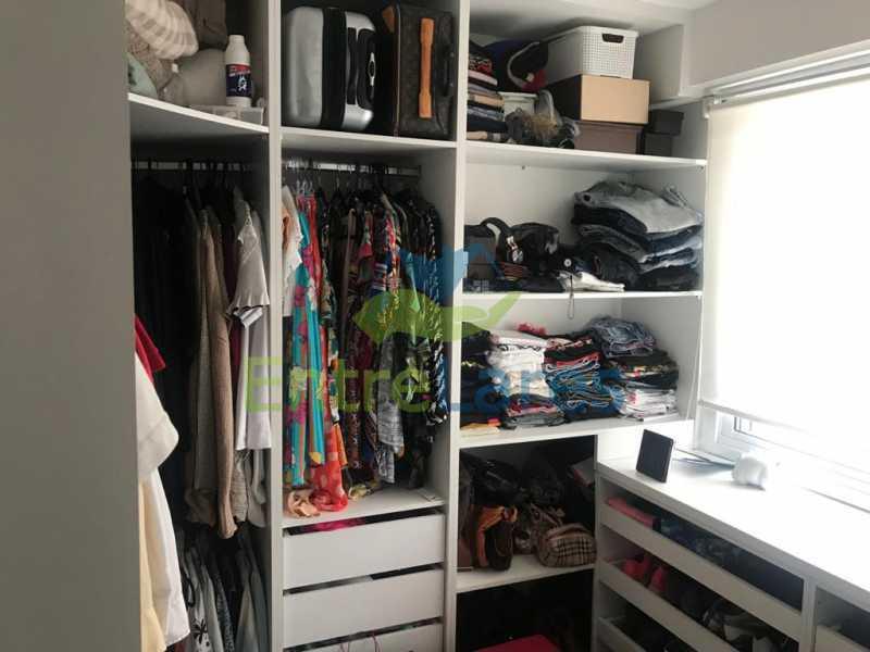 b5 - Apartamento no Recreio 3 quartos sendo 2 suítes, terceiro quarto revertido para closet, cozinha planejada, ar split. Rua Silvia Pozzano - ILAP30297 - 12