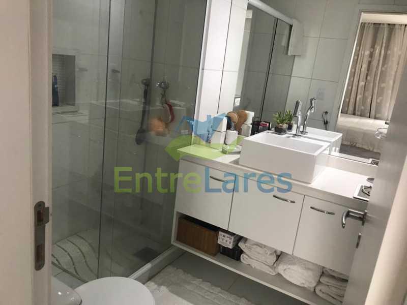 b9 - Apartamento no Recreio 3 quartos sendo 2 suítes, terceiro quarto revertido para closet, cozinha planejada, ar split. Rua Silvia Pozzano - ILAP30297 - 14