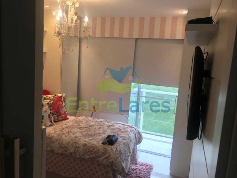 c4 - Apartamento no Recreio 3 quartos sendo 2 suítes, terceiro quarto revertido para closet, cozinha planejada, ar split. Rua Silvia Pozzano - ILAP30297 - 18