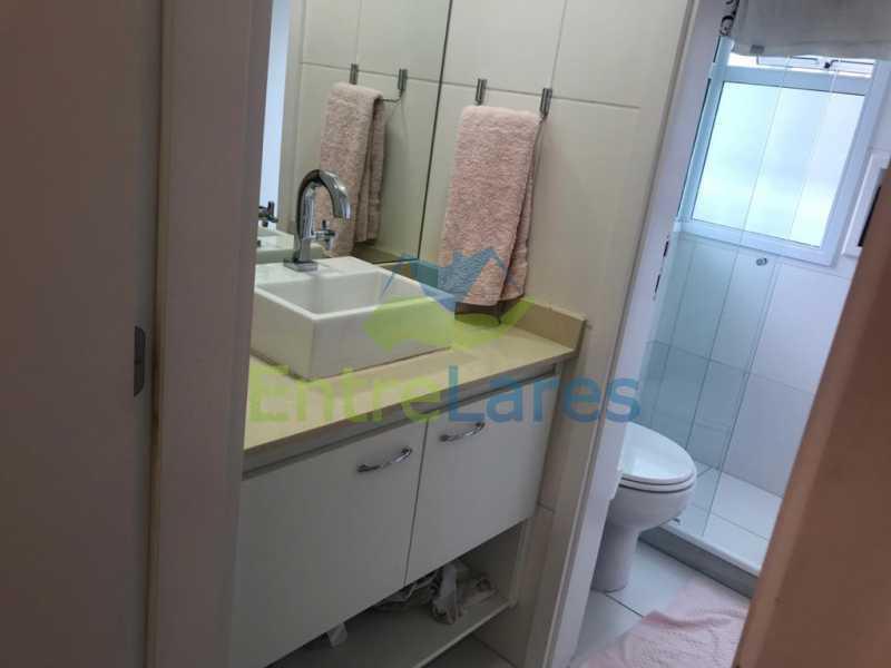 c6 - Apartamento no Recreio 3 quartos sendo 2 suítes, terceiro quarto revertido para closet, cozinha planejada, ar split. Rua Silvia Pozzano - ILAP30297 - 20