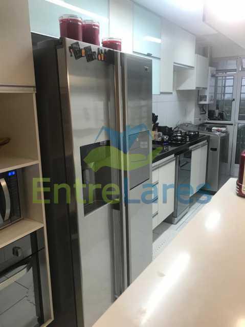 d1 - Apartamento no Recreio 3 quartos sendo 2 suítes, terceiro quarto revertido para closet, cozinha planejada, ar split. Rua Silvia Pozzano - ILAP30297 - 21