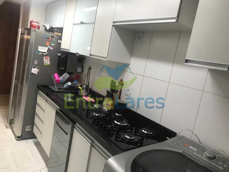 d3 - Apartamento no Recreio 3 quartos sendo 2 suítes, terceiro quarto revertido para closet, cozinha planejada, ar split. Rua Silvia Pozzano - ILAP30297 - 23