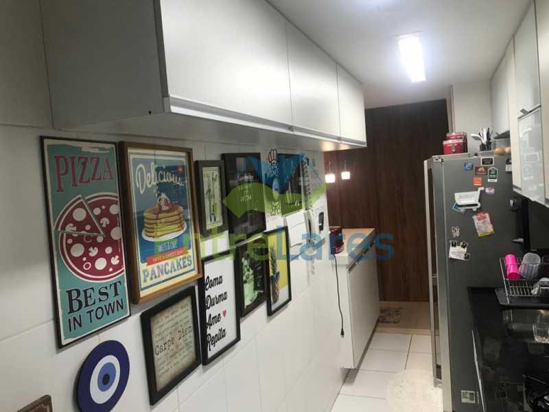 d4 - Apartamento no Recreio 3 quartos sendo 2 suítes, terceiro quarto revertido para closet, cozinha planejada, ar split. Rua Silvia Pozzano - ILAP30297 - 24
