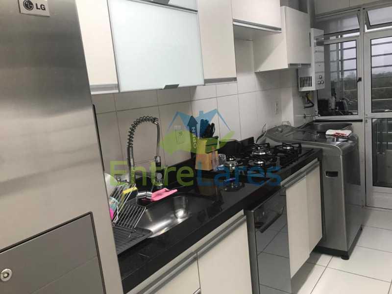 d5 - Apartamento no Recreio 3 quartos sendo 2 suítes, terceiro quarto revertido para closet, cozinha planejada, ar split. Rua Silvia Pozzano - ILAP30297 - 25
