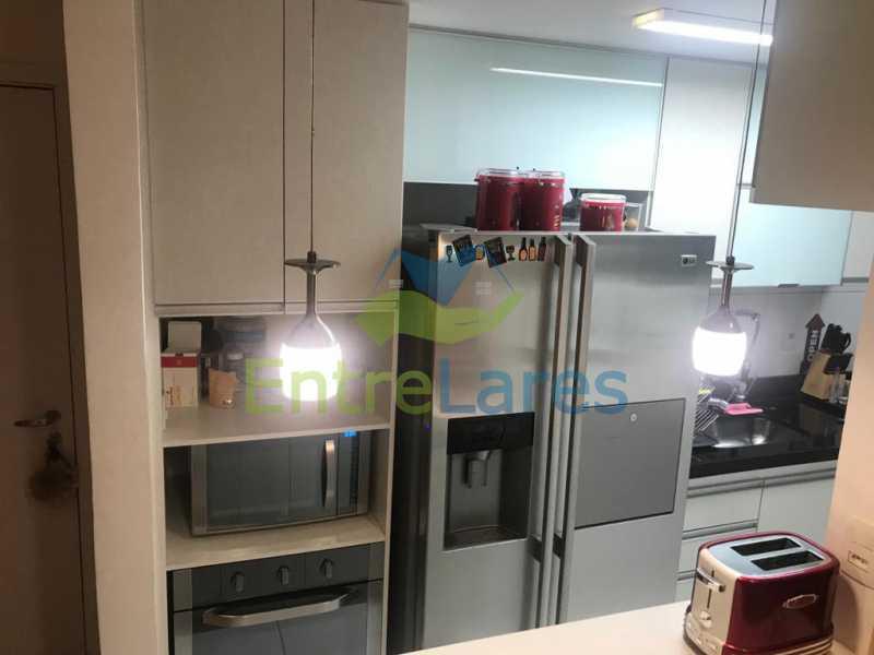 d6 - Apartamento no Recreio 3 quartos sendo 2 suítes, terceiro quarto revertido para closet, cozinha planejada, ar split. Rua Silvia Pozzano - ILAP30297 - 26