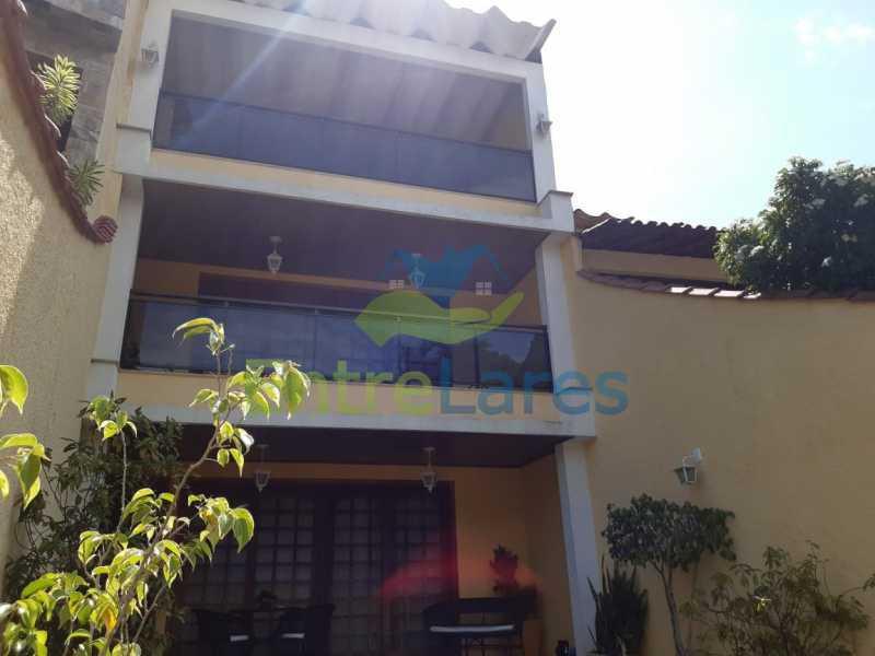 IMG-20200303-WA0009 - Portuguesa 4 quartos sendo 2 ste 1 master, sauna, piscina, terraço, edícula, garagem 3 veículos - ILCA40091 - 3