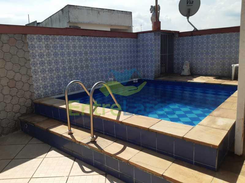 IMG-20200303-WA0015 - Portuguesa 4 quartos sendo 2 ste 1 master, sauna, piscina, terraço, edícula, garagem 3 veículos - ILCA40091 - 26