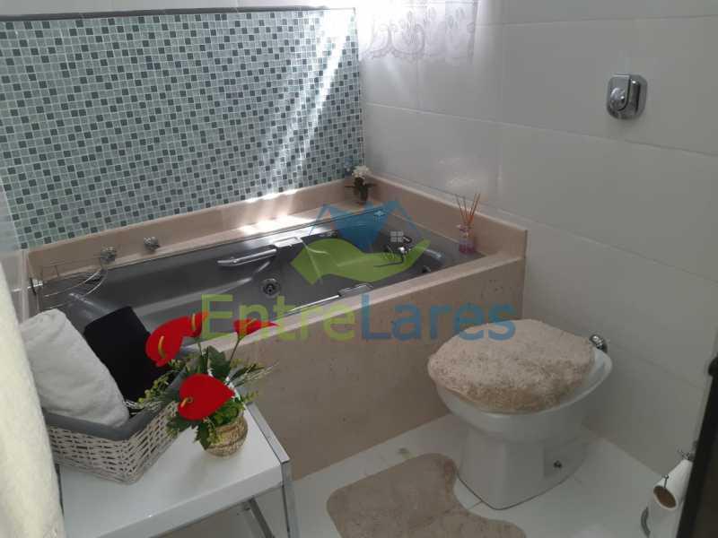 IMG-20200303-WA0027 - Portuguesa 4 quartos sendo 2 ste 1 master, sauna, piscina, terraço, edícula, garagem 3 veículos - ILCA40091 - 16