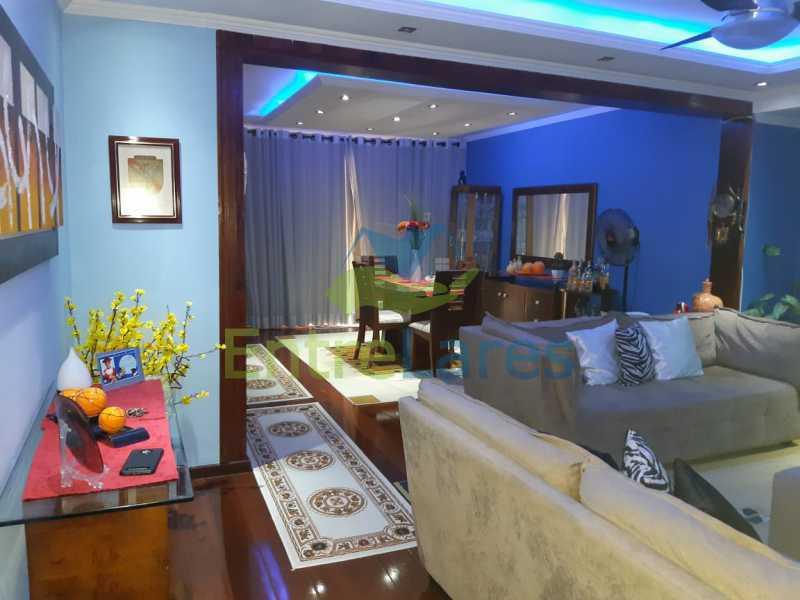 IMG-20200303-WA0046 - Portuguesa 4 quartos sendo 2 ste 1 master, sauna, piscina, terraço, edícula, garagem 3 veículos - ILCA40091 - 6