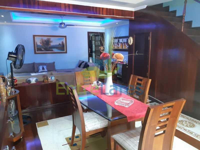 IMG-20200303-WA0047 - Portuguesa 4 quartos sendo 2 ste 1 master, sauna, piscina, terraço, edícula, garagem 3 veículos - ILCA40091 - 5