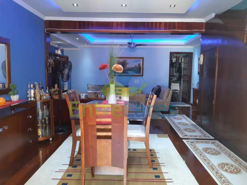 IMG-20200303-WA0049 - Portuguesa 4 quartos sendo 2 ste 1 master, sauna, piscina, terraço, edícula, garagem 3 veículos - ILCA40091 - 4