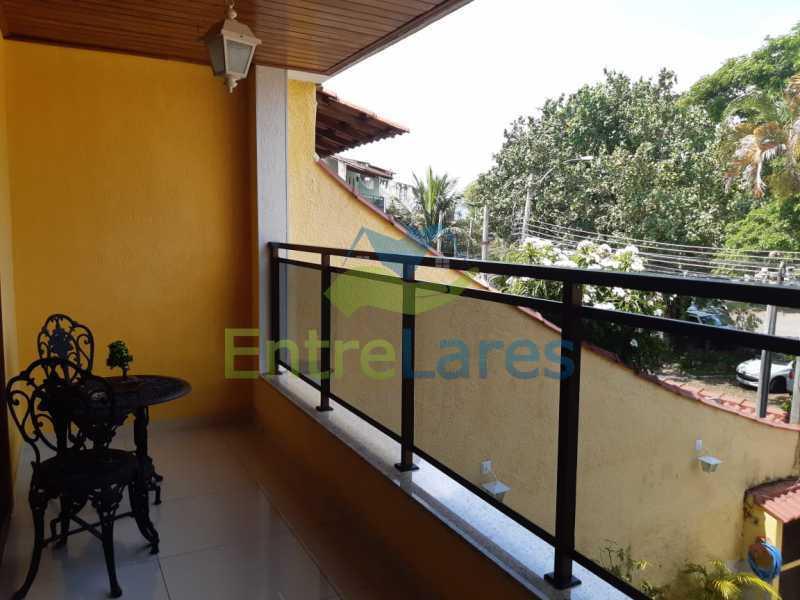 IMG-20200303-WA0053 - Portuguesa 4 quartos sendo 2 ste 1 master, sauna, piscina, terraço, edícula, garagem 3 veículos - ILCA40091 - 9