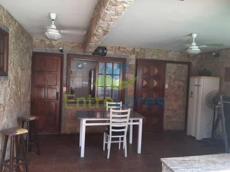 G1 - Casa duplex no Moneró 4 quartos sendo 2 suítes, todos planejados e com acesso a varanda, piscina, churrasqueira, área gourmet, 4 vagas de garagem, hidráulica e elétricas novas. Estrada Governador Chagas Freitas - ILCA40092 - 23