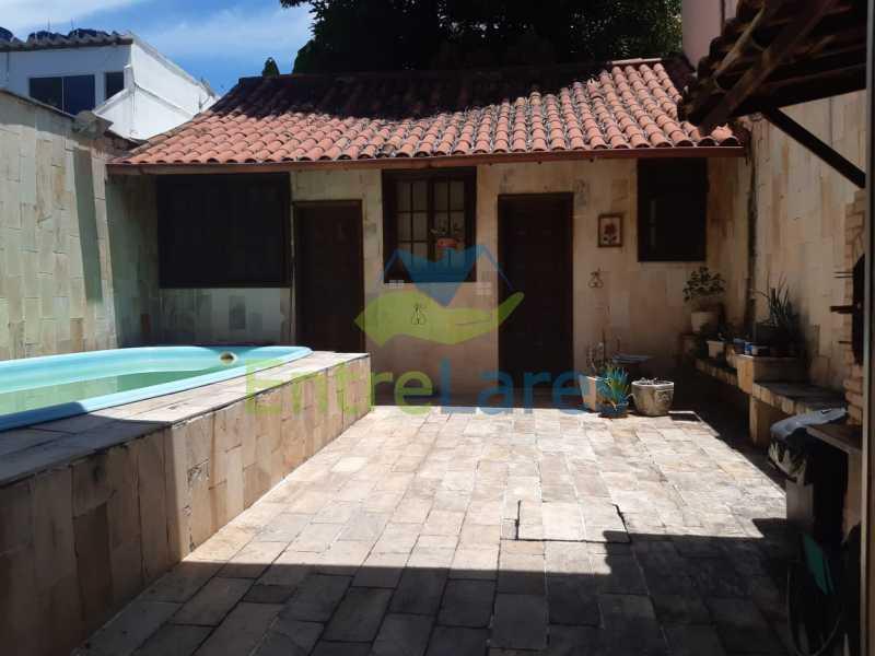 G2 - Casa duplex no Moneró 4 quartos sendo 2 suítes, todos planejados e com acesso a varanda, piscina, churrasqueira, área gourmet, 4 vagas de garagem, hidráulica e elétricas novas. Estrada Governador Chagas Freitas - ILCA40092 - 24