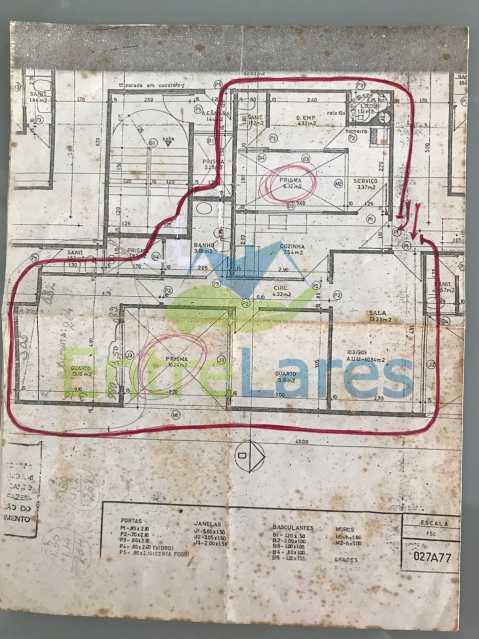 IMG-20200521-WA0032 - Ribeira 2 quartos com dependências completas e garagem. Rua Maldonado - ILAP20498 - 22