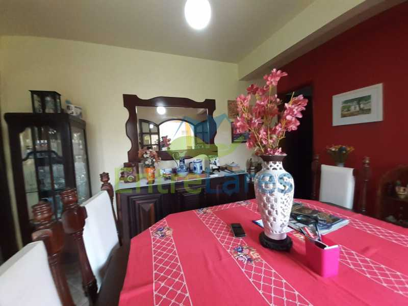 IMG-20200526-WA0016 - Casa duplex em Cabo Frio (Peró) 4 quartos, 2 suítes, área gourmet, garagem 6 autos, varandas, frutíferas. - ILCA40093 - 7