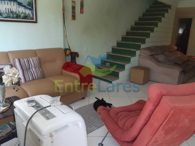 07 - Portuguesa 3 quartos todos suítes, closet, churrasqueira, forno lenha vaga 3 carros - ILCA30125 - 6