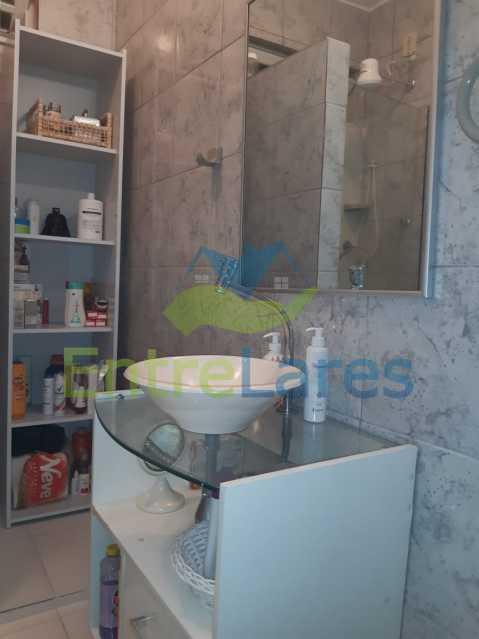 C2 - Casa duplex na Portuguesa 3 quartos planejados sendo 1 suíte, copa e cozinha planejadas, lavabo e lavanderia, 3 vagas de garagem, hidráulica e elétricas novas. Rua Engenheiro Coelho Cintra - ILCN30007 - 13