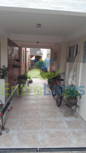 I6 NOVA - Portuguesa casa 5 quartos sendo 1 suíte. Churrasqueira, varandas, condomínio fechado, 2 vagas - ILCA40096 - 29