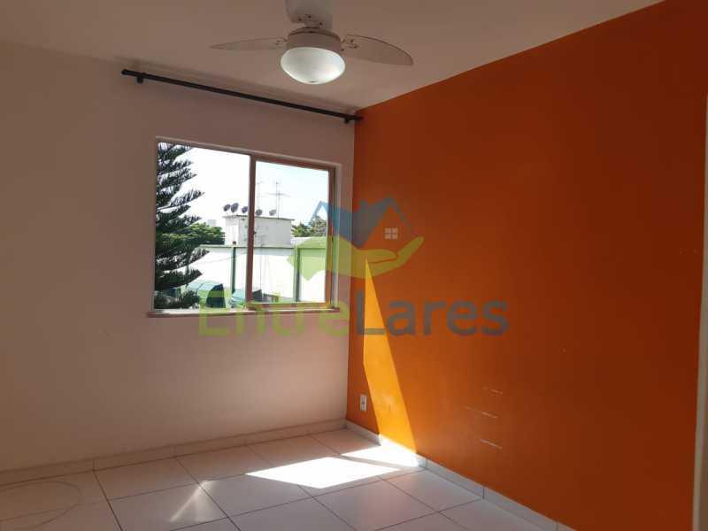 A2 - Apartamento na Portuguesa 1 quarto, banheiro reformado com blindex, 1 vaga de garagem. Avenida Carlos Meziano - ILAP10055 - 3
