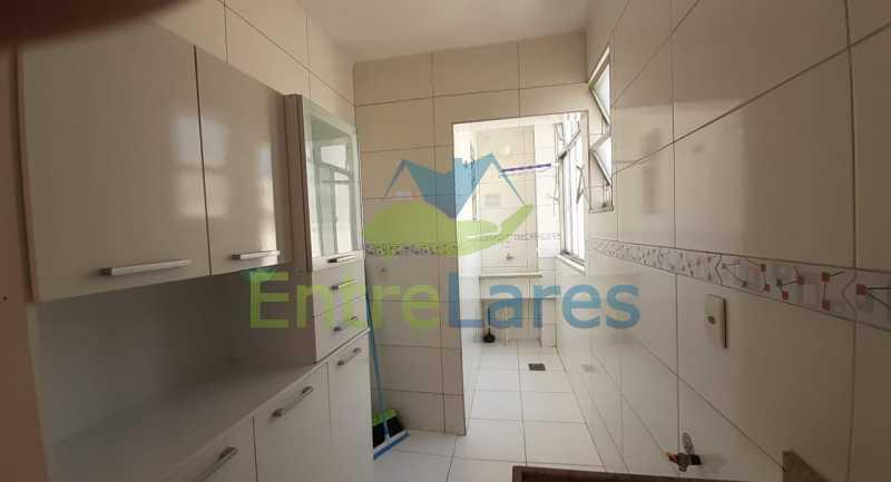C1 - Apartamento na Portuguesa 1 quarto, banheiro reformado com blindex, 1 vaga de garagem. Avenida Carlos Meziano - ILAP10055 - 7