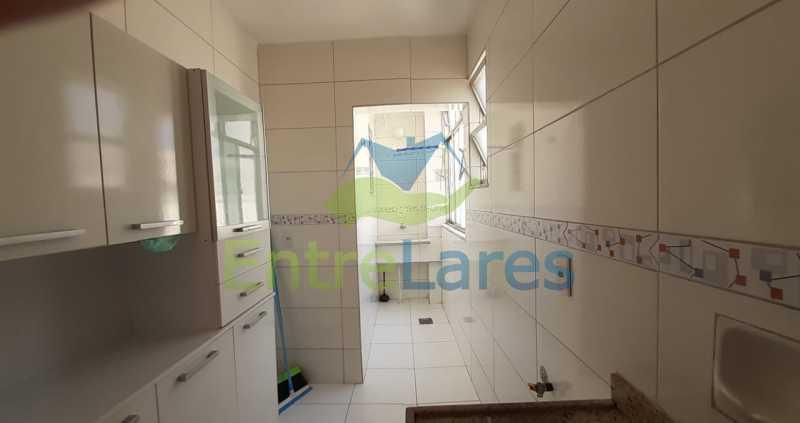 C2 - Apartamento na Portuguesa 1 quarto, banheiro reformado com blindex, 1 vaga de garagem. Avenida Carlos Meziano - ILAP10055 - 8