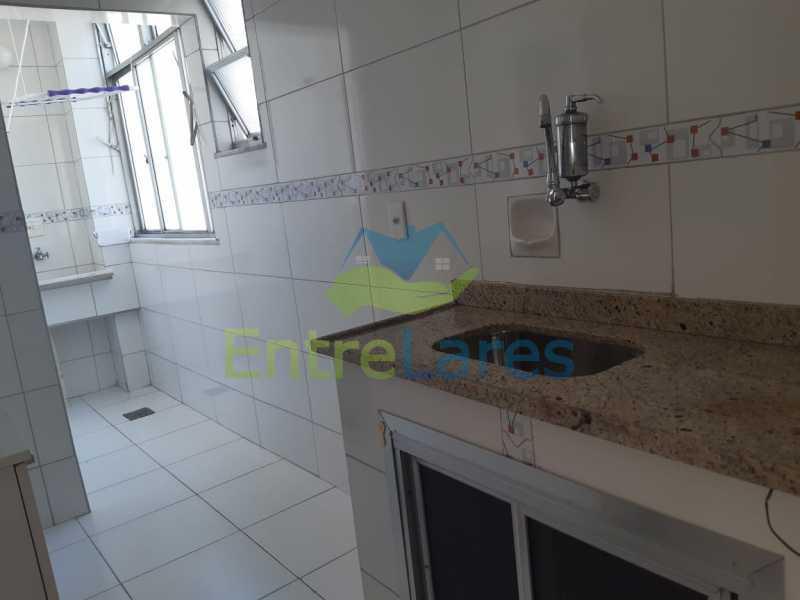 C4 - Apartamento na Portuguesa 1 quarto, banheiro reformado com blindex, 1 vaga de garagem. Avenida Carlos Meziano - ILAP10055 - 10