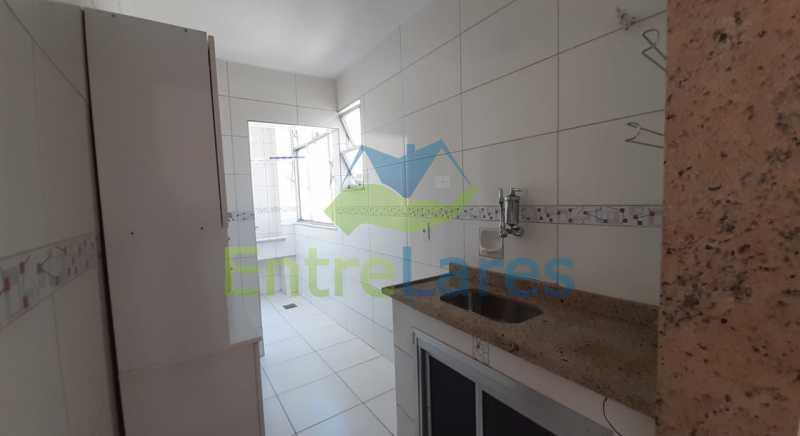 C5 - Apartamento na Portuguesa 1 quarto, banheiro reformado com blindex, 1 vaga de garagem. Avenida Carlos Meziano - ILAP10055 - 11