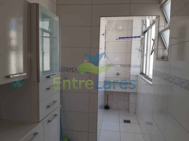 C7 - Apartamento na Portuguesa 1 quarto, banheiro reformado com blindex, 1 vaga de garagem. Avenida Carlos Meziano - ILAP10055 - 13