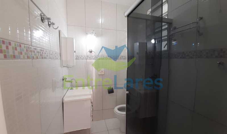 D1 - Apartamento na Portuguesa 1 quarto, banheiro reformado com blindex, 1 vaga de garagem. Avenida Carlos Meziano - ILAP10055 - 14