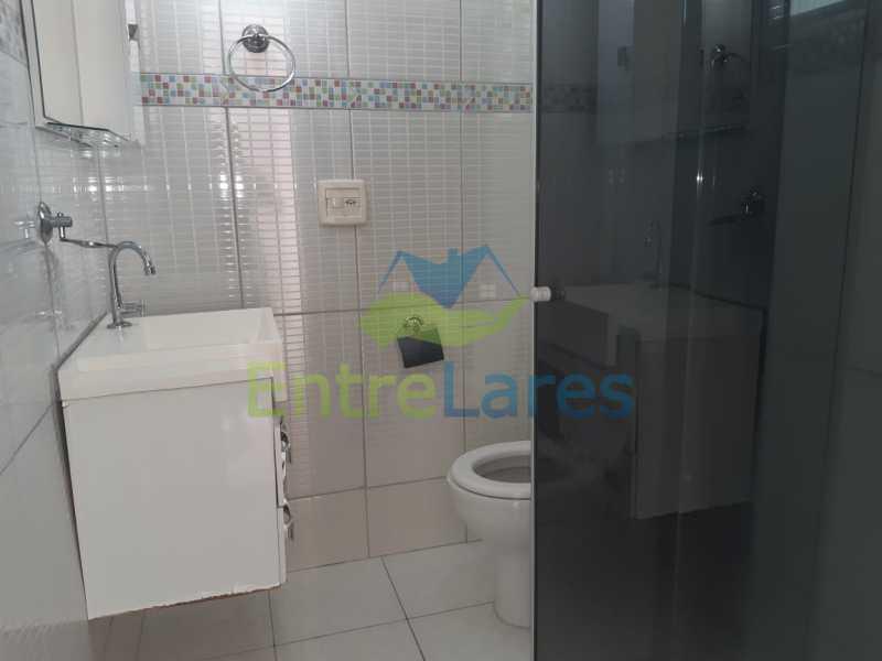 D2 - Apartamento na Portuguesa 1 quarto, banheiro reformado com blindex, 1 vaga de garagem. Avenida Carlos Meziano - ILAP10055 - 15