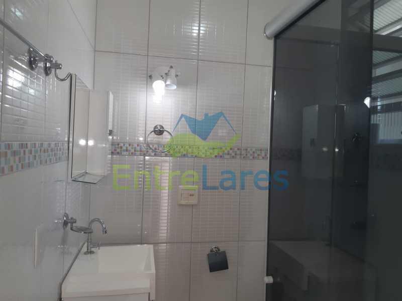 D3 - Apartamento na Portuguesa 1 quarto, banheiro reformado com blindex, 1 vaga de garagem. Avenida Carlos Meziano - ILAP10055 - 16
