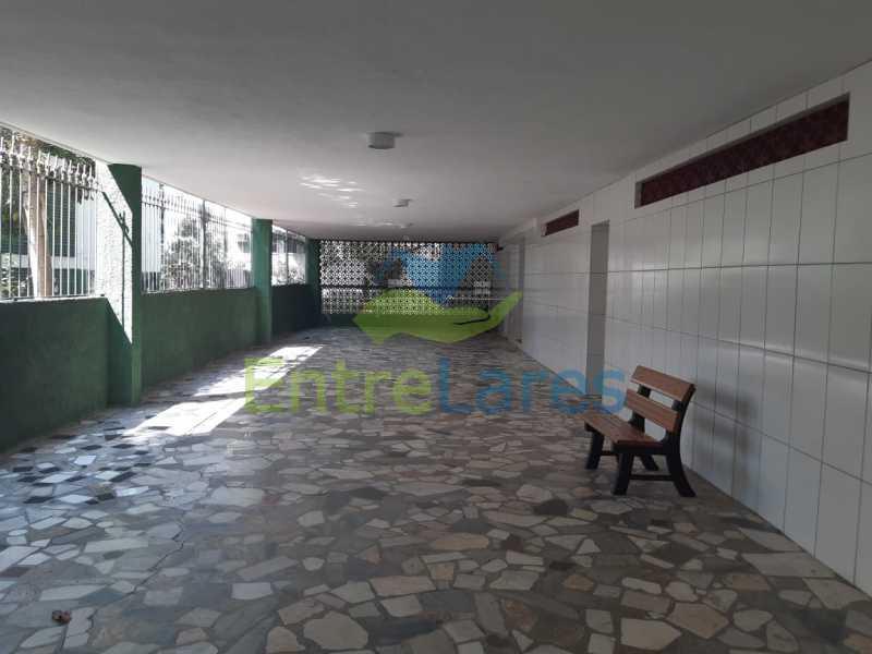 E3 - Apartamento na Portuguesa 1 quarto, banheiro reformado com blindex, 1 vaga de garagem. Avenida Carlos Meziano - ILAP10055 - 19