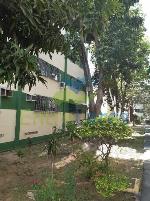 E5 - Apartamento na Portuguesa 1 quarto, banheiro reformado com blindex, 1 vaga de garagem. Avenida Carlos Meziano - ILAP10055 - 21