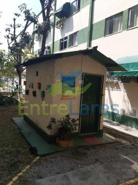 E7 - Apartamento na Portuguesa 1 quarto, banheiro reformado com blindex, 1 vaga de garagem. Avenida Carlos Meziano - ILAP10055 - 23
