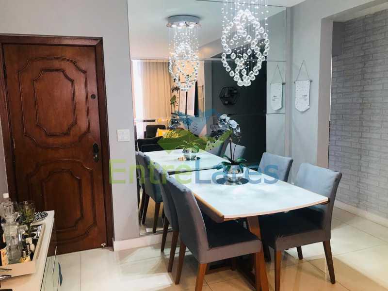 A1 - Portuguesa 2 quartos modernizado, condomínio fechado, infraestrutura de lazer, garagem, segurança - ILAP20507 - 1