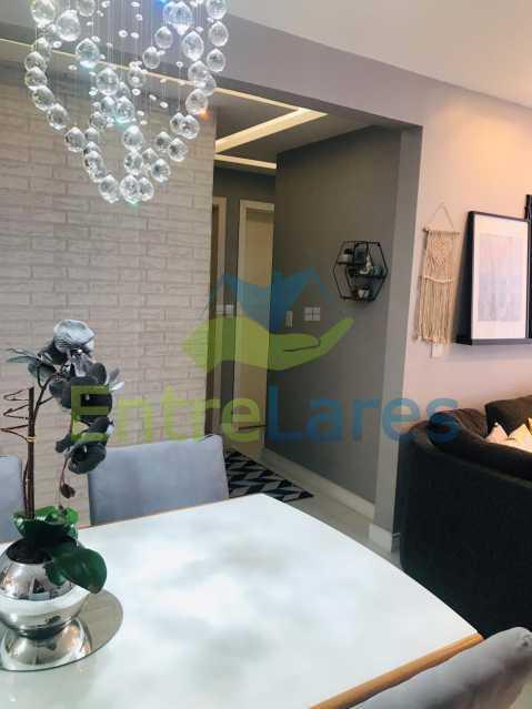 A2 - Portuguesa 2 quartos modernizado, condomínio fechado, infraestrutura de lazer, garagem, segurança - ILAP20507 - 3