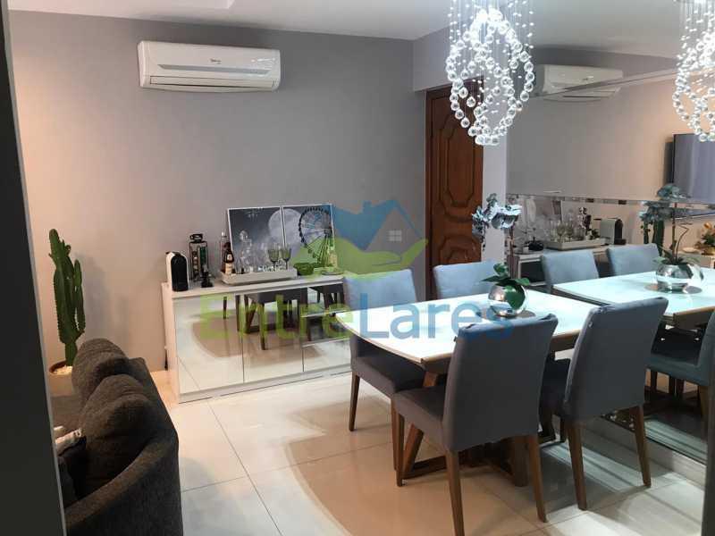 A3 - Portuguesa 2 quartos modernizado, condomínio fechado, infraestrutura de lazer, garagem, segurança - ILAP20507 - 4