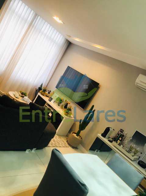 A5 - Portuguesa 2 quartos modernizado, condomínio fechado, infraestrutura de lazer, garagem, segurança - ILAP20507 - 6
