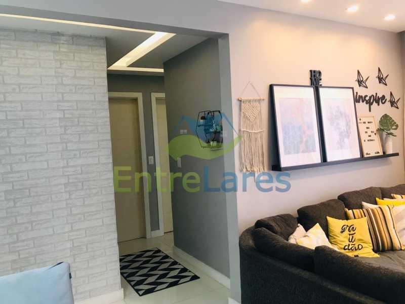 A6 - Portuguesa 2 quartos modernizado, condomínio fechado, infraestrutura de lazer, garagem, segurança - ILAP20507 - 7