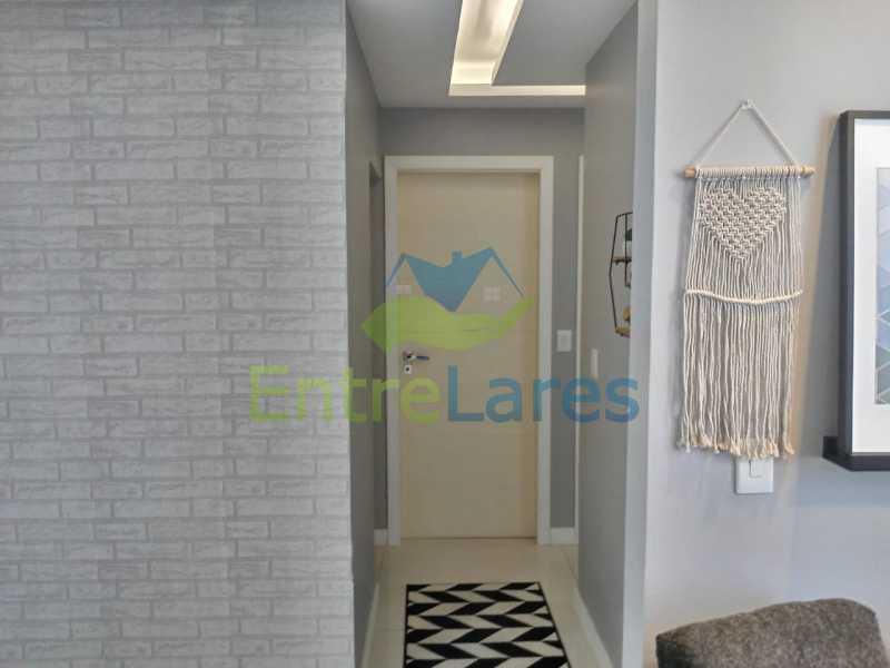 A7 - Portuguesa 2 quartos modernizado, condomínio fechado, infraestrutura de lazer, garagem, segurança - ILAP20507 - 8
