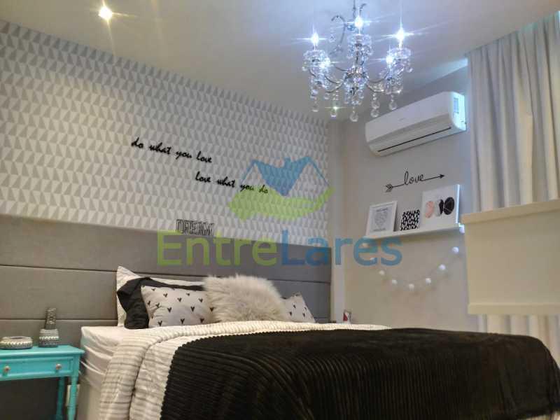 B1 - Portuguesa 2 quartos modernizado, condomínio fechado, infraestrutura de lazer, garagem, segurança - ILAP20507 - 9
