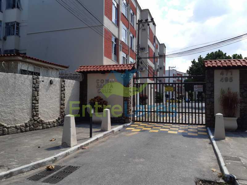 G1 - Portuguesa 2 quartos modernizado, condomínio fechado, infraestrutura de lazer, garagem, segurança - ILAP20507 - 19