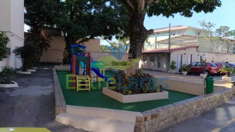 G5 - Portuguesa 2 quartos modernizado, condomínio fechado, infraestrutura de lazer, garagem, segurança - ILAP20507 - 23