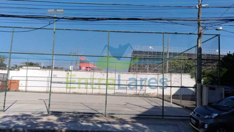 G6 - Portuguesa 2 quartos modernizado, condomínio fechado, infraestrutura de lazer, garagem, segurança - ILAP20507 - 24
