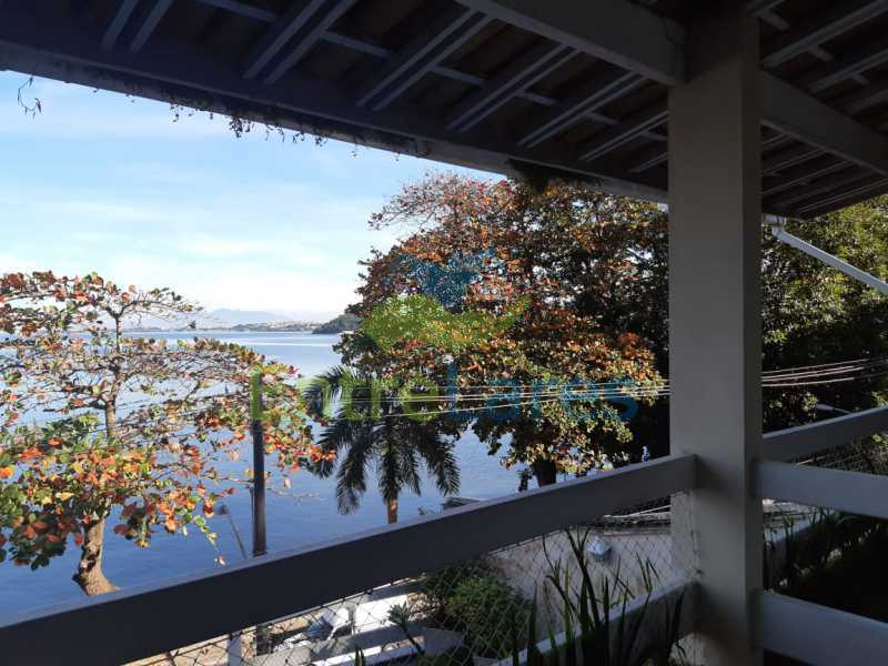 A1 - Jardim Guanabara 5 quartos, todos suítes, varandas Vista mar, 4 vagas - ILCA50045 - 3