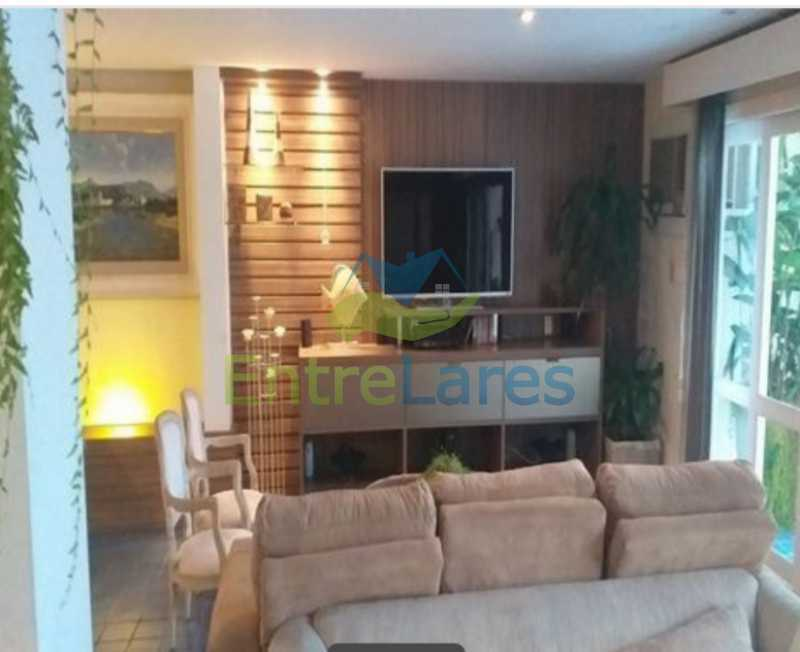 A2 - Jardim Guanabara 5 quartos, todos suítes, varandas Vista mar, 4 vagas - ILCA50045 - 4