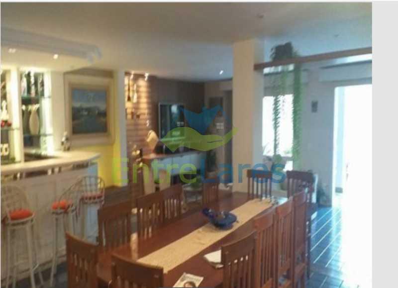 C2 - Jardim Guanabara 5 quartos, todos suítes, varandas Vista mar, 4 vagas - ILCA50045 - 9