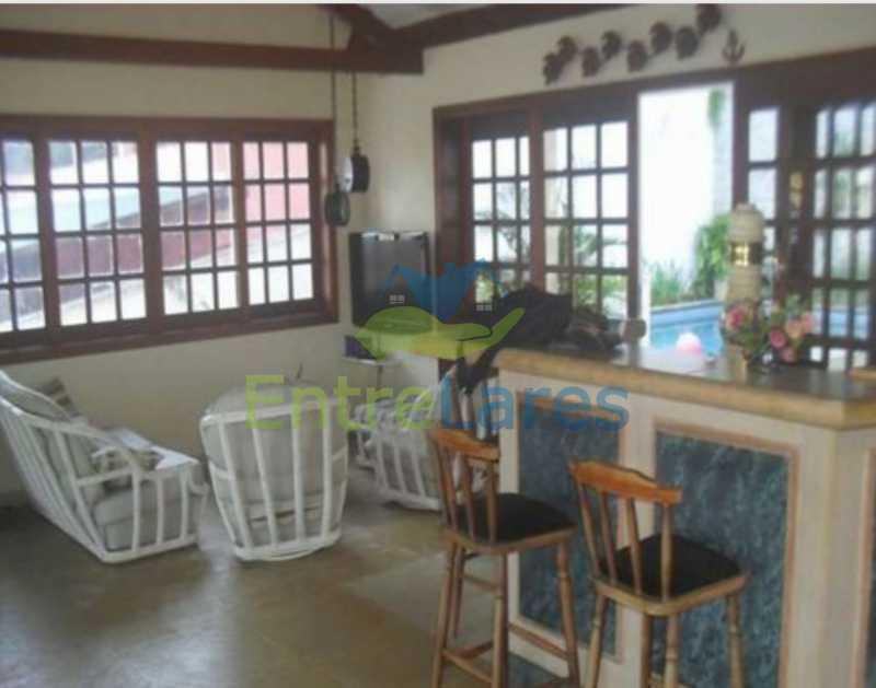 C4 - Jardim Guanabara 5 quartos, todos suítes, varandas Vista mar, 4 vagas - ILCA50045 - 11